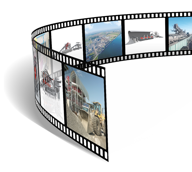 Films, videos and technical 3D animations on the REMEX channel