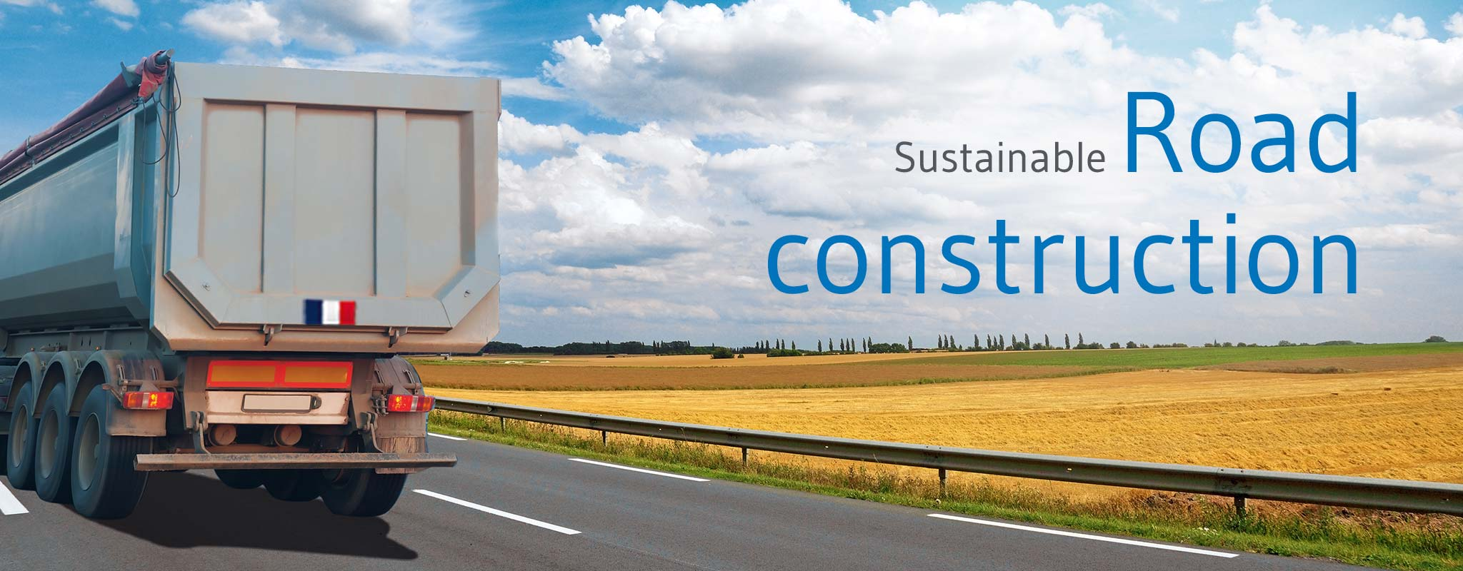 granova® IBA for sustainable road construction